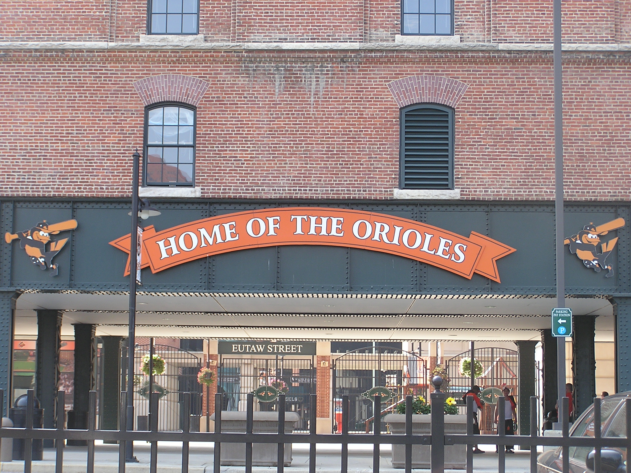 Oriole Park @ Camden Yards - Baltimore, Maryland